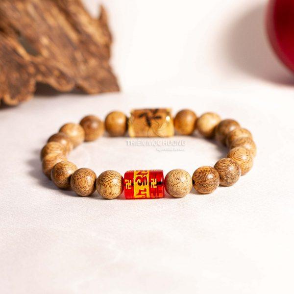 Benefits of wearing agarwood bracelet
