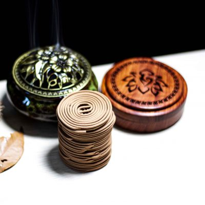 The effects of burning incense agar wood