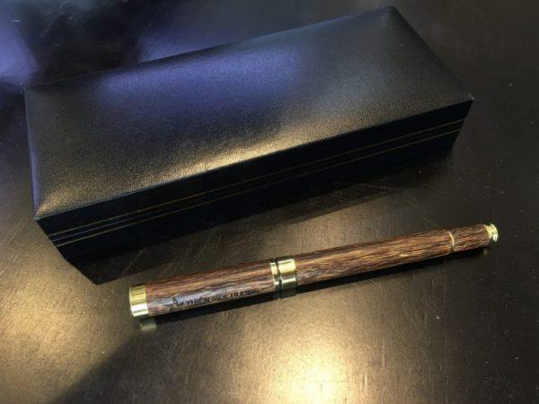 agarwood pen