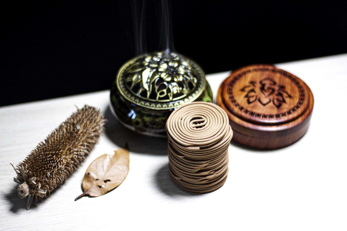 Spiral Incenses