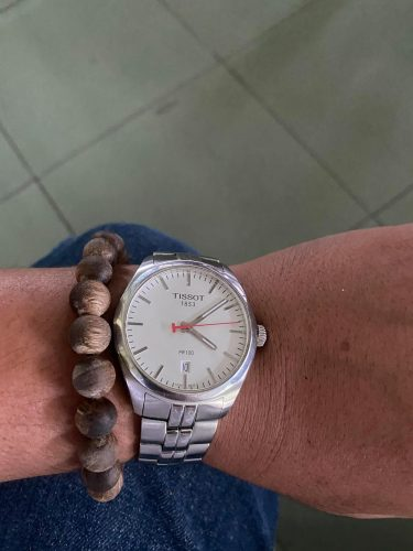 Laos vip agarwood beaded bracelet - VIP photo review