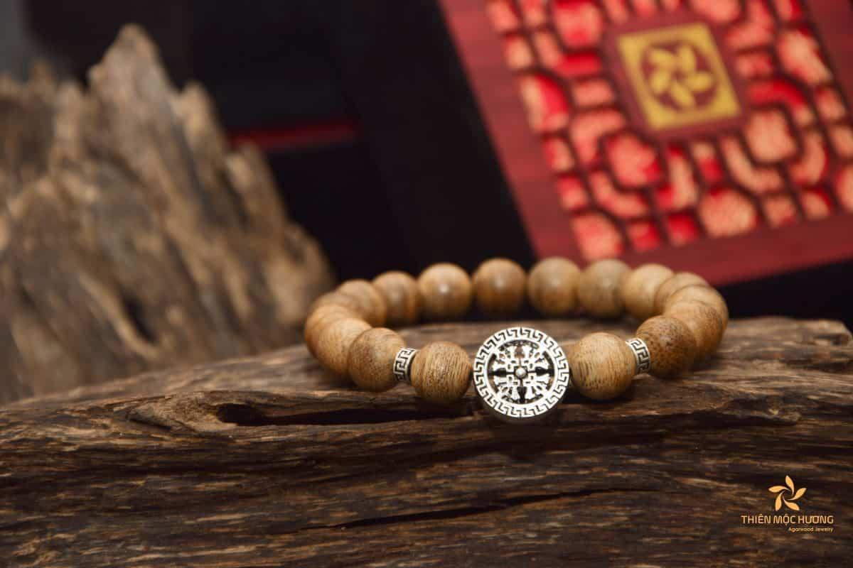 4 lucky leaf bracelet