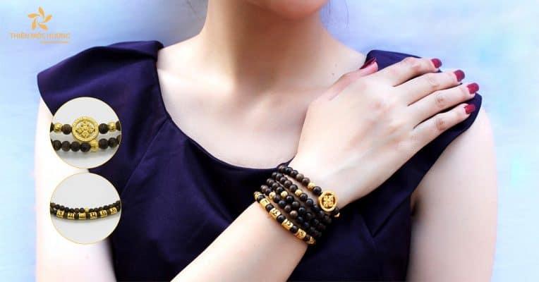 Asia submerged agarwood bracelet