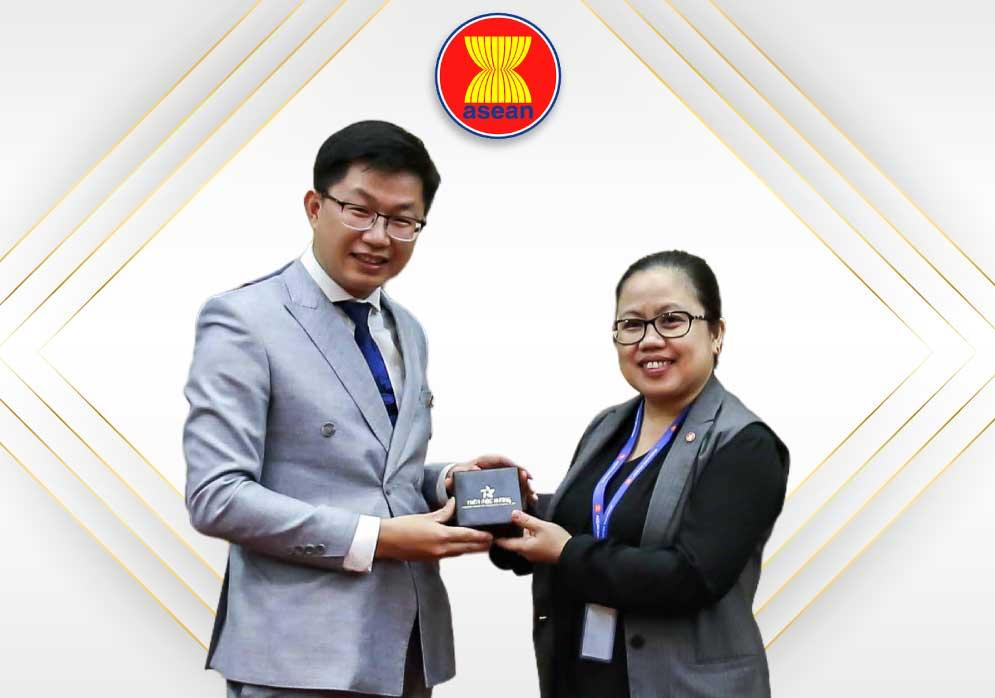 Thien Moc Huong tham gia SSEAYP