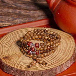 Tibetan 108 mala beads bracelet - classic