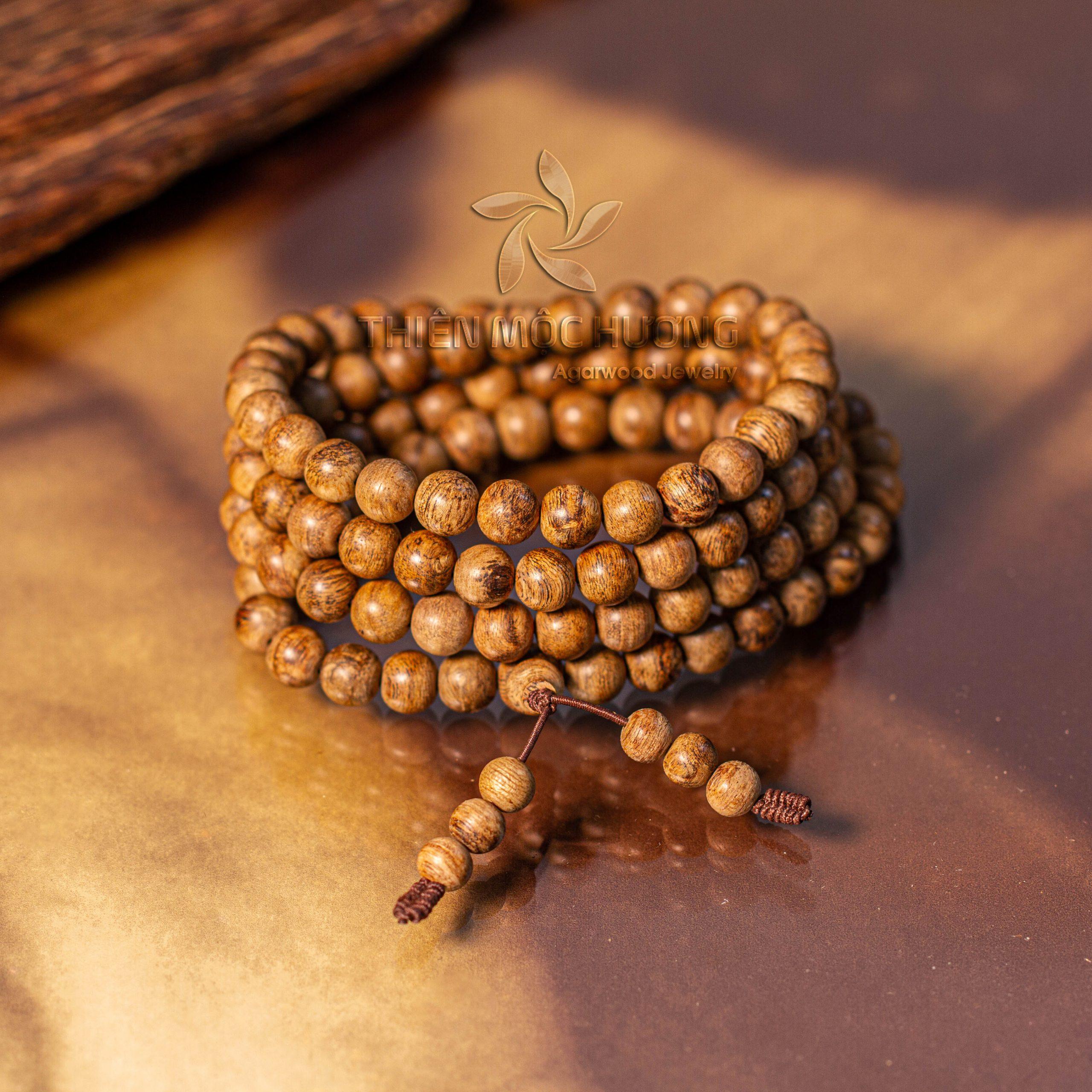 Philippines 108 mala beads bracelet - classic