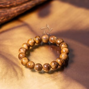 Philippines agarwood beaded bracelet - classic