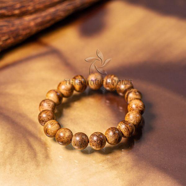 Philippines agarwood beaded bracelet - classic