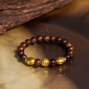 Piscel Philippines agarwood pisces bracelet - premium