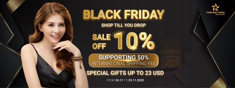 BLACK FRIDAY - Shop till you drop