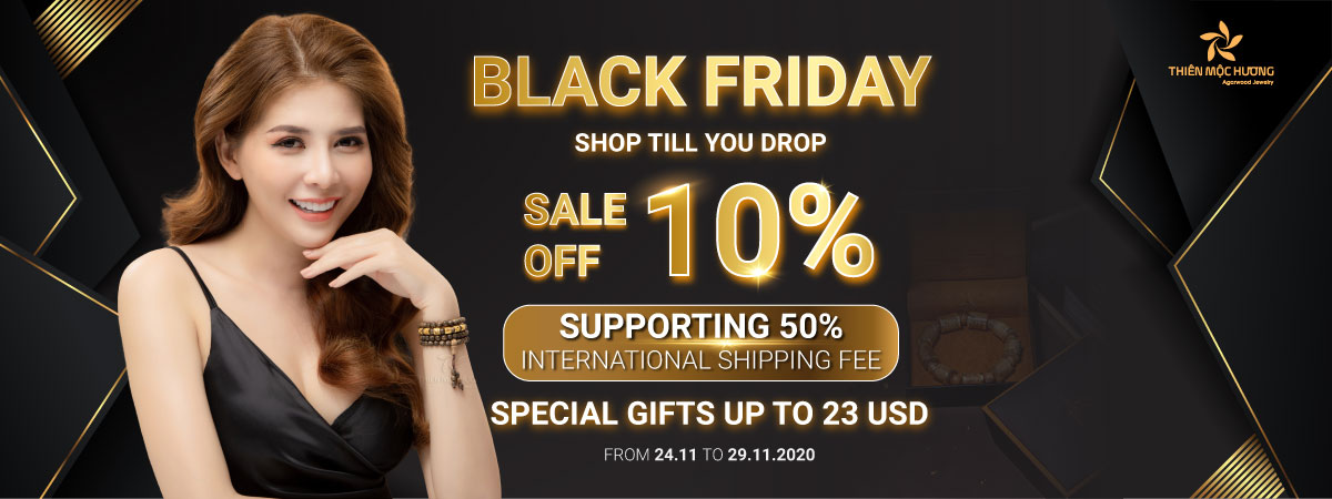 BLACK FRIDAY - Shop till you drop