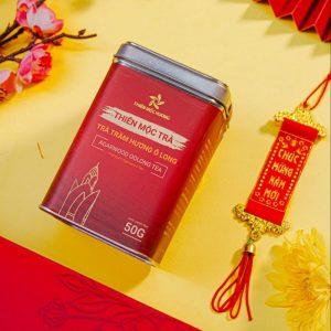 Agarwood Oolong Tea