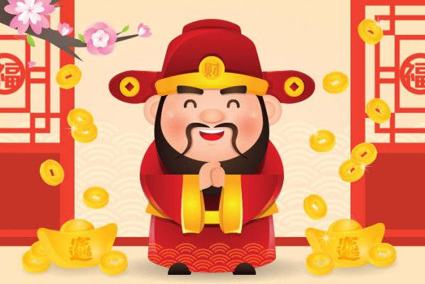 Vietnamese ancestors considered the 10th day each month as the day of the God of Wealth. Moreover, on the 10th day of the first lunar month, people will do the first God of Wealth worship of the year. On this day, the families of business pray for a new year full of fortune and money
