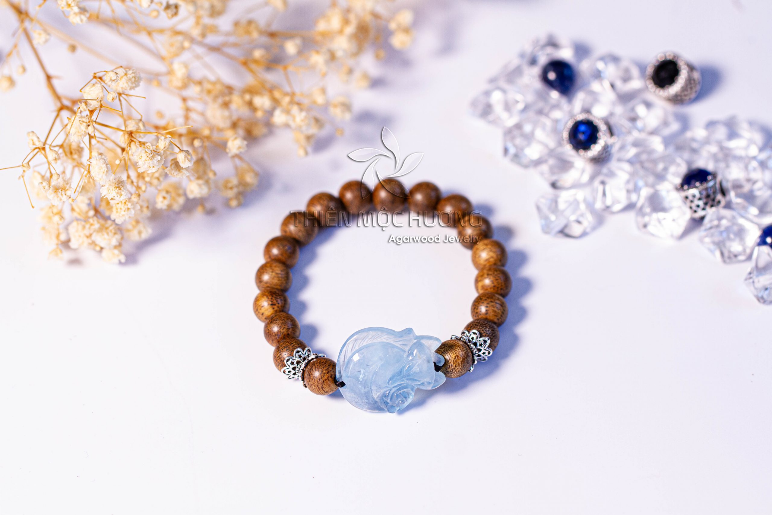 Fox - Aquamarine