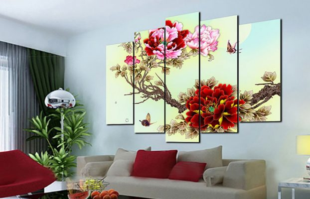 Age of the Dragon fengshui living room