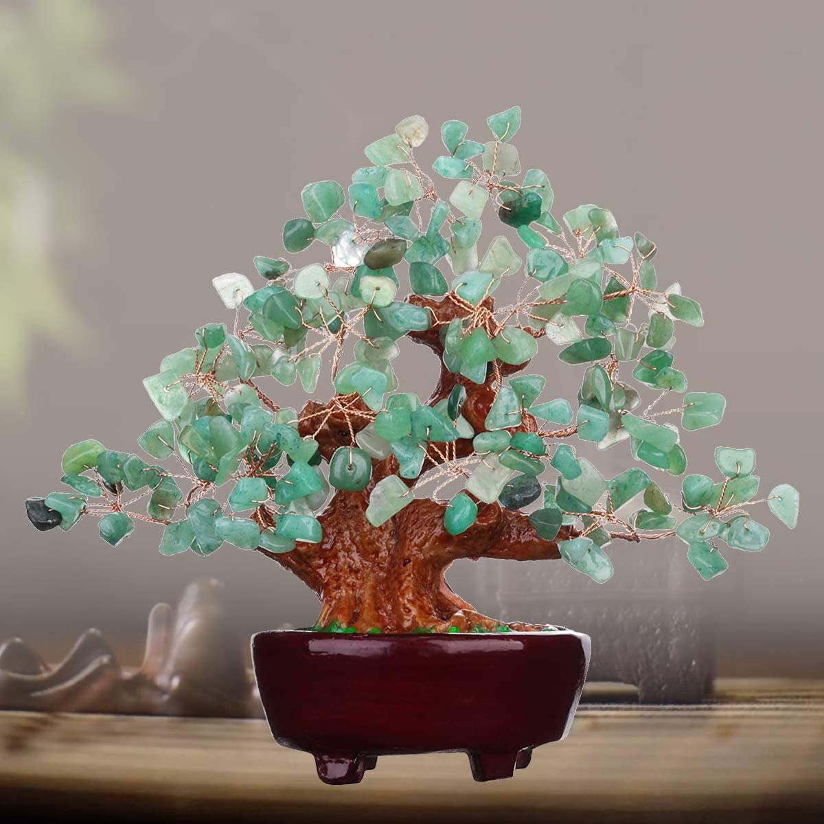 Application of green quartz stone in feng shui home & life