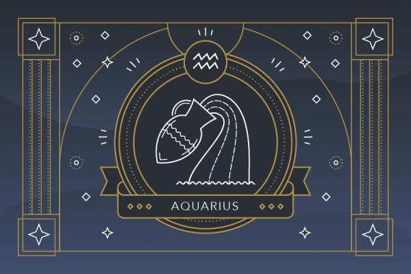 Aquarius sign