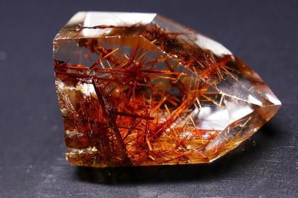 the meaning of red quartz