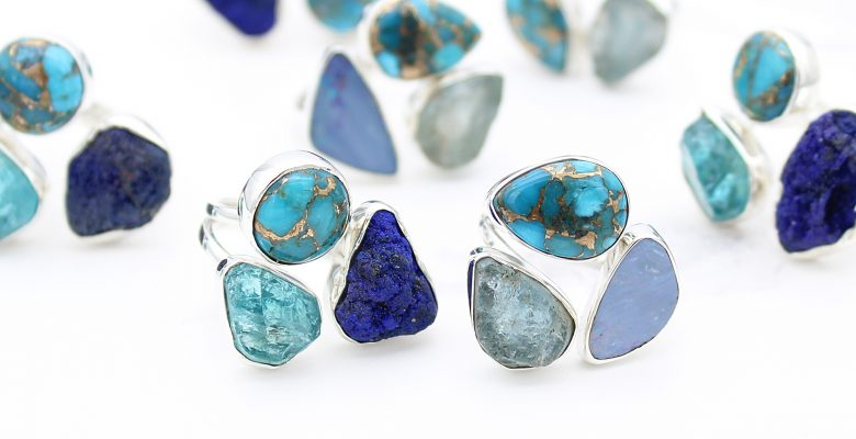 Which gemstone jewelry are you for each of the five elements