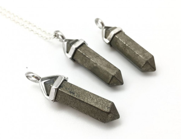 What is a Pyrite stone?