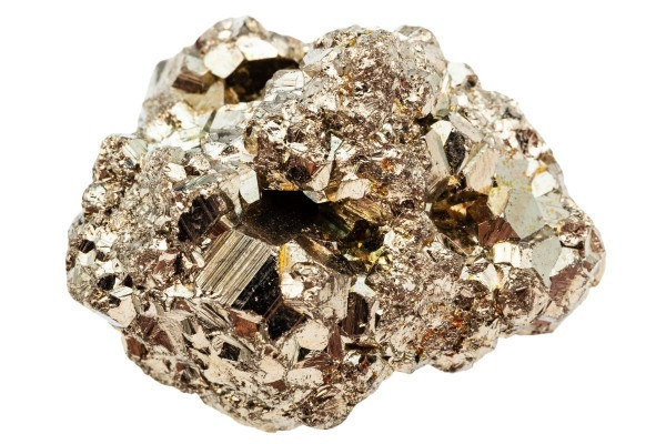 Pyrite meaning is as medicine, for divination, and to impart magical power while chanting spells.