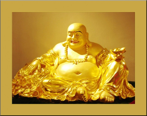God of wealth and prosperity