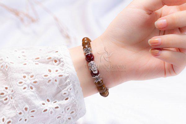 Money-frog-bracelet